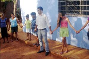 Flávio Joade é ordenado ao Ministério da Palavra