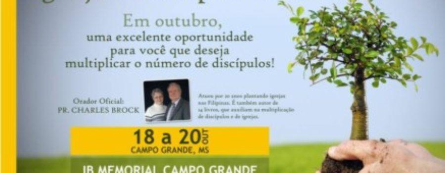 Congresso Igreja Multiplicadora