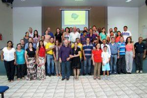 Encontro de Missionários da CBSM 2013