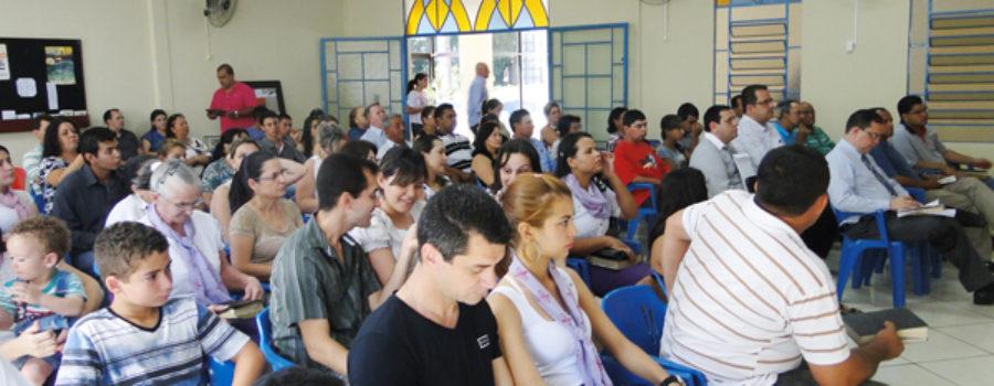 Organização da Primeira Igreja Batista em Tacuru