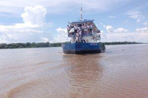 Barco Pantavida, um alento para os ribeirinhos pantaneiros