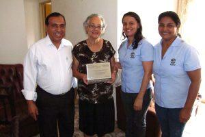 CBSM rende justa homenagem à missionária Esther Ergas