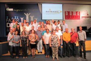 Reunião do Grupo de Discipulado (GD) da Associação Centro