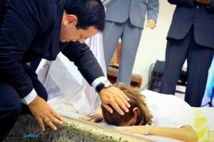 Consagração pastoral: Suene Pinto da Silva Souza