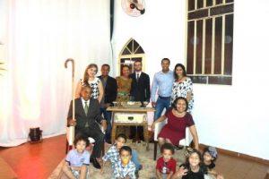 Pastor Bruno Jorge Rodrigues Magalhães toma posse na PIB de Sidrolândia