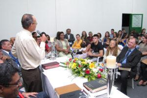 Missão Livres em Cristo é organizada em Igreja