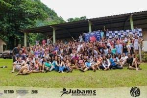 Retiro da Jubams 2016