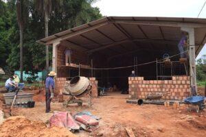 Construção de Capelas – Bandeirantes