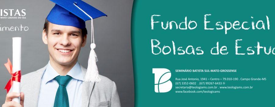 Fundo Especial de Bolsas de Estudos