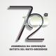 72ª Assembleia: Expediente da Sede