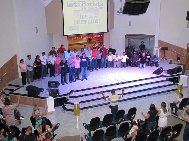 Confraternização dos Missionários da CME