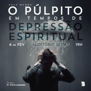 Aula Magna Seminário Batista Sul-Mato-Grossense @ Seminário Batista Sul-Mato-Grossense | Mato Grosso do Sul | Brasil