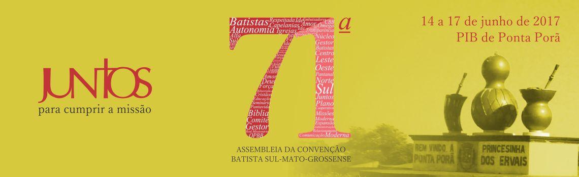 banner 71 assembleia