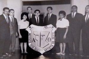 Cinquentenário da primeira turma do Instituto Teológico Batista do Oeste