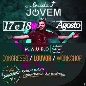 Conecta Jovem @ Espaço Alternativo da Igreja Batista Memorial de Campo Grande   Mato Grosso do Sul   Brasil