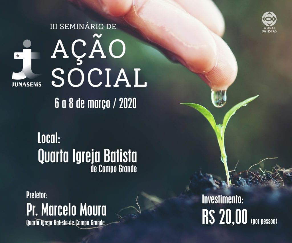 III Congresso de Ação Social . Junassems
